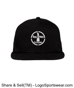 Bong Mines Fitted Cap Design Zoom
