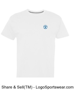 Bong Mines White/Royal T-shirts Design Zoom