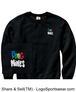 Bong Mines Sweater Design Zoom